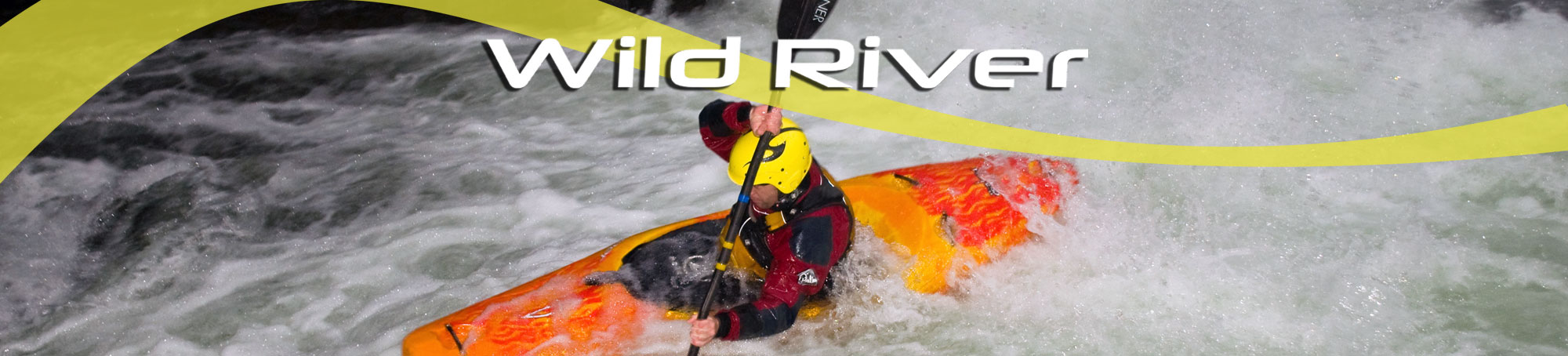 Advanced White Water Kayak Skills