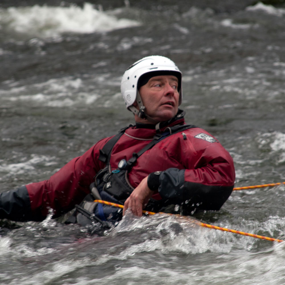 BCU Advanced White Water Safety & Rescue