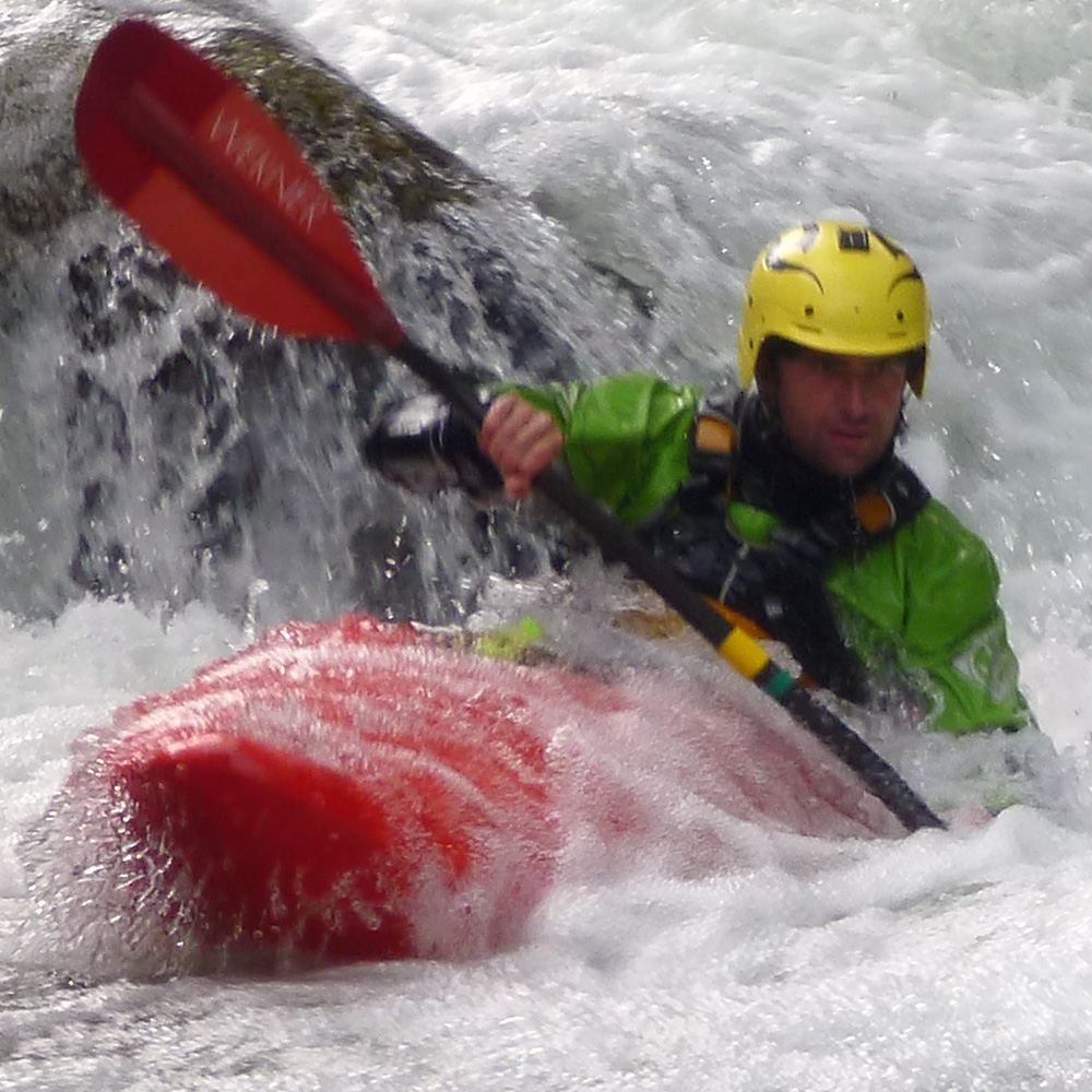 BCU Advanced Water Endorsement Assessement - White Water