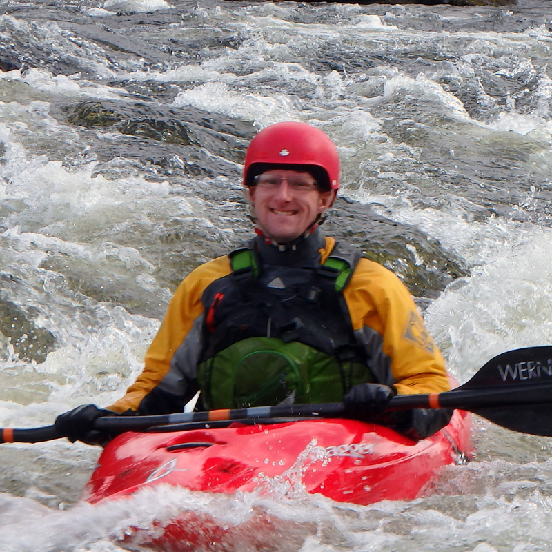 White Water Leader